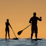 sunset sup couple2